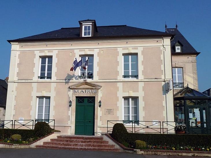 La mairie - Vierville-sur-Mer