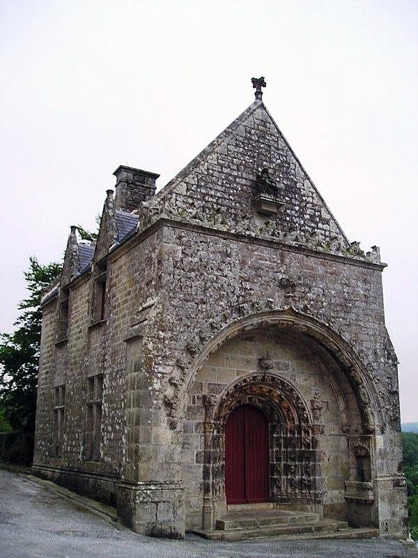 Photo ch teauneuf du faou 29520 chapelle - Office du tourisme chateauneuf du faou ...