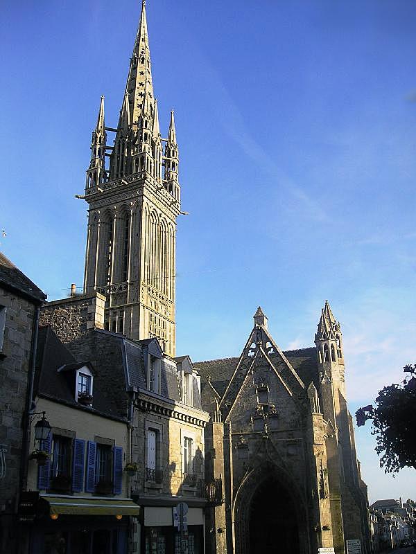 Photo saint pol de l on 29250 la chapelle du for Piscine st pol de leon