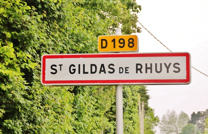 Photo saint gildas de rhuys 56730 saint gildas de - Office du tourisme st gildas de rhuys ...