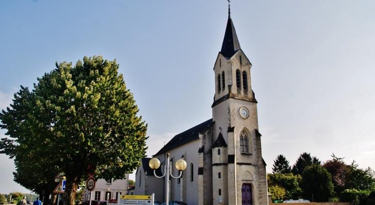 ;;église Saint-Aignan - Marseilles-lès-Aubigny