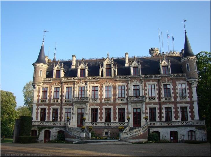 Centre Ville De Saint Florent Sur Cher