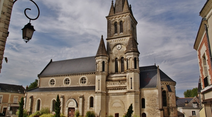 église St Pierre - Monts