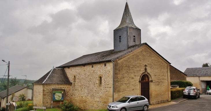 -église Saint-Martin - Champigneul-sur-Vence