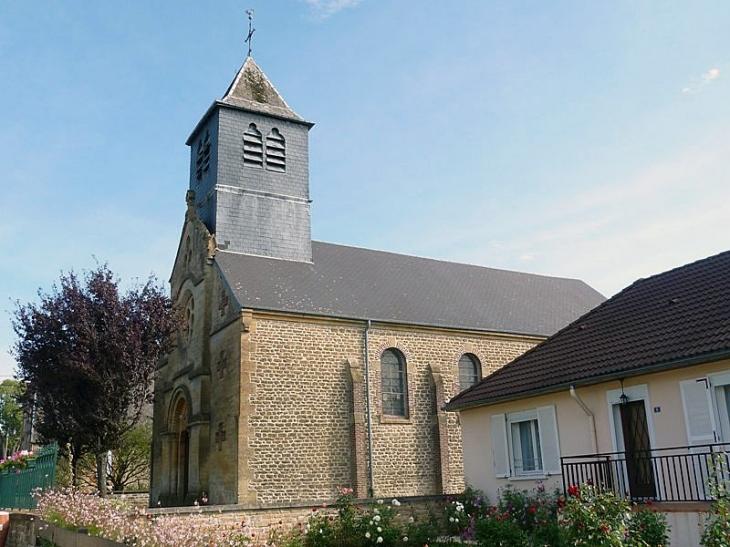 L'église - La Chapelle