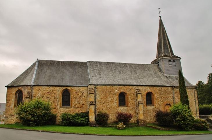 ::église Saint-Remy - Lonny