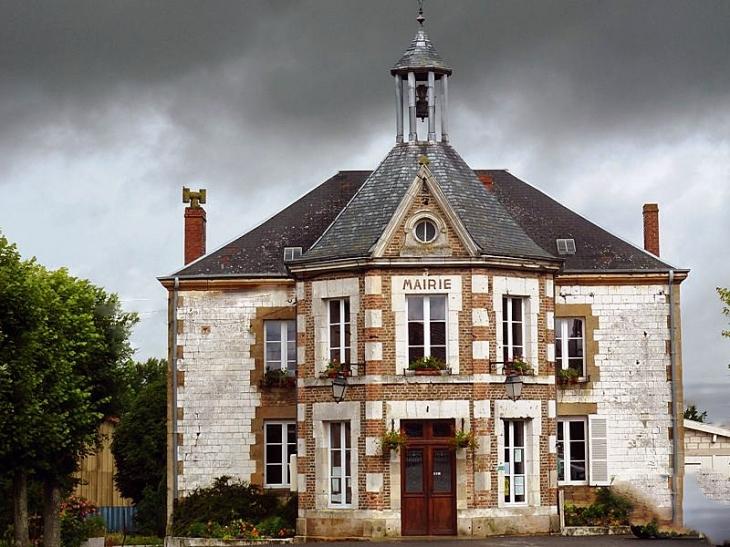 La mairie - Machault