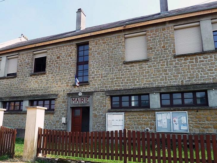 La mairie - Maisoncelle-et-Villers