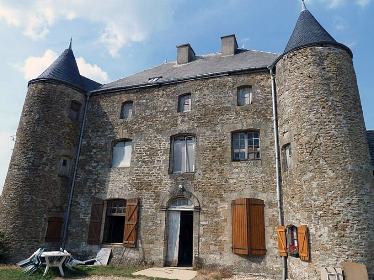 Le château - Maisoncelle-et-Villers
