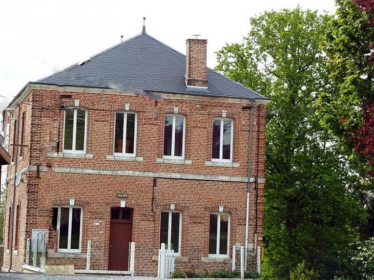 La mairie - Maranwez