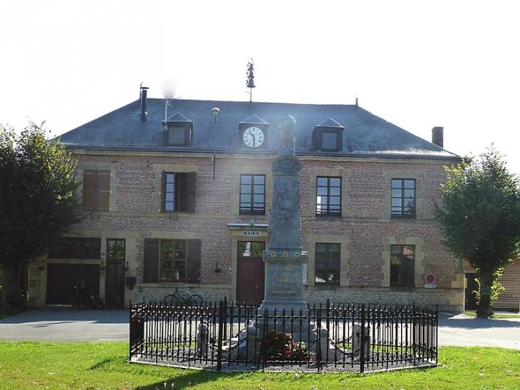 La mairie - Marcq
