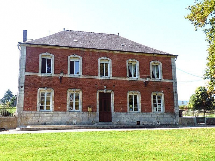 La mairie - Marlemont
