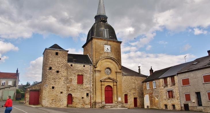 église Sainte-Memmie - Saint-Menges