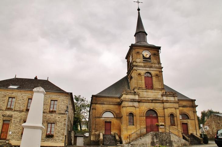 ,église Saint-Lambert - Sécheval