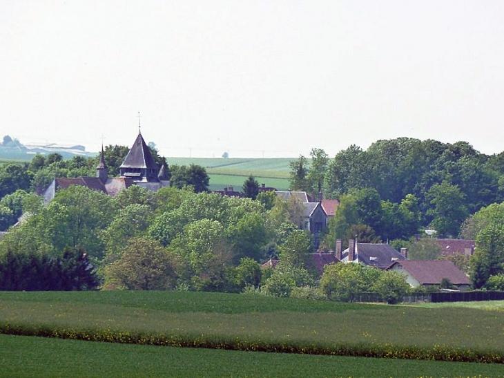 Vue d'ensemble - Auxon