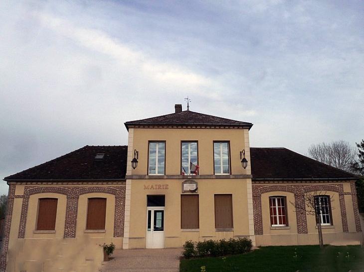 La mairie - Paisy-Cosdon