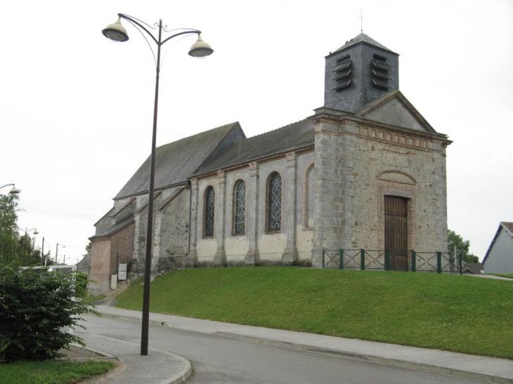 Eglise de Pars les Romilly. - Pars-lès-Romilly