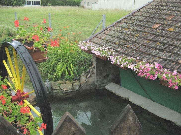 Autre lavoir de Pars les Romilly - Pars-lès-Romilly