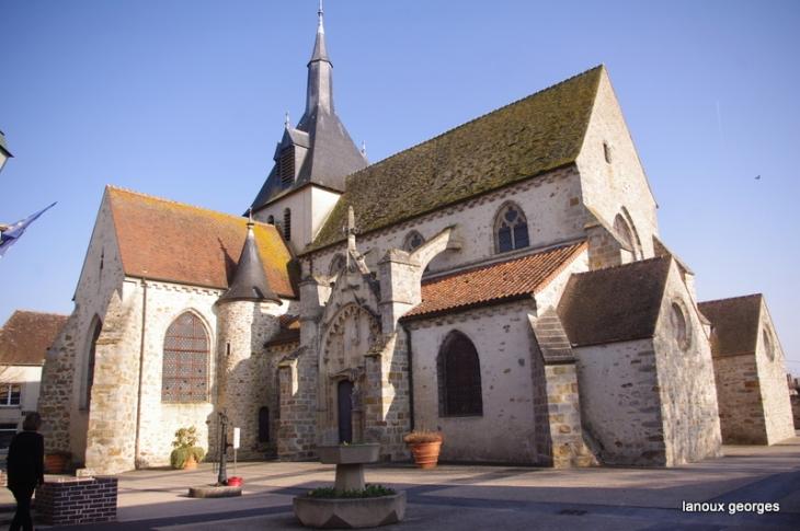église - Pont-sur-Seine