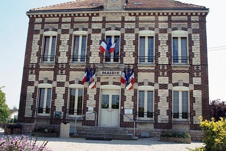 La mairie - Saint-Germain