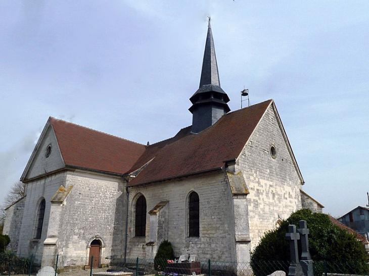 L'église - Saint-Nabord-sur-Aube