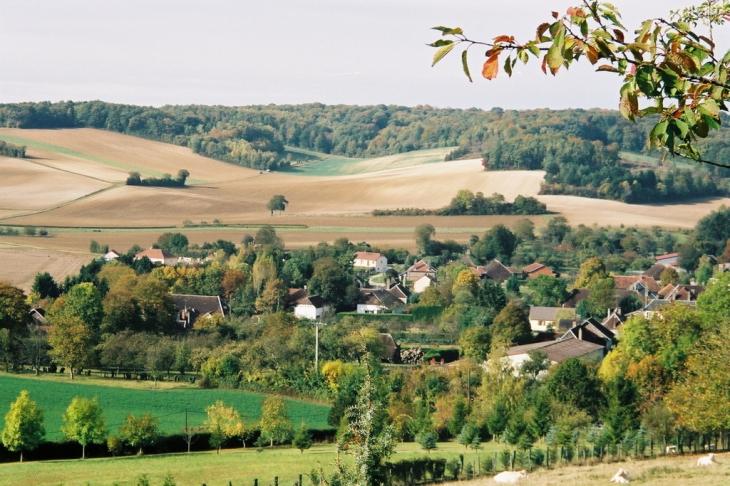 Vje du village - Sommeval
