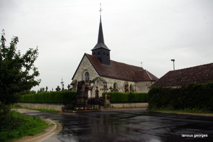 Eglise st Pierre es Liens - Torcy-le-Grand