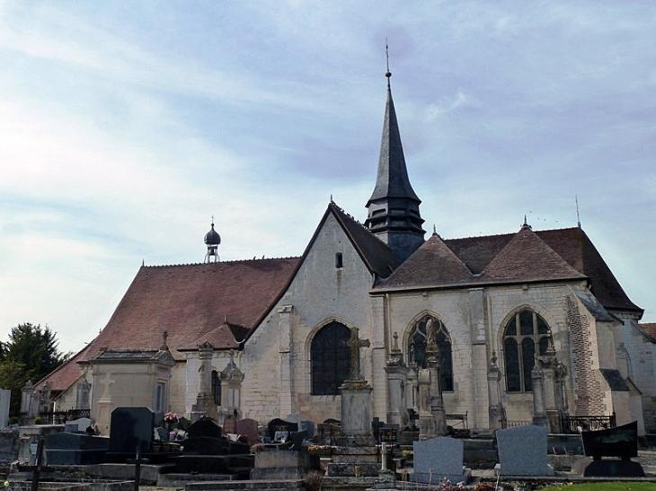 L'église - Torvilliers