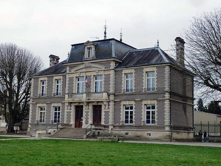 La mairie - Vauchassis