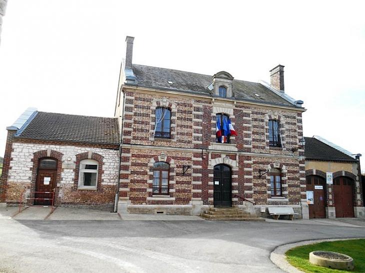 La mairie - Villemoiron-en-Othe