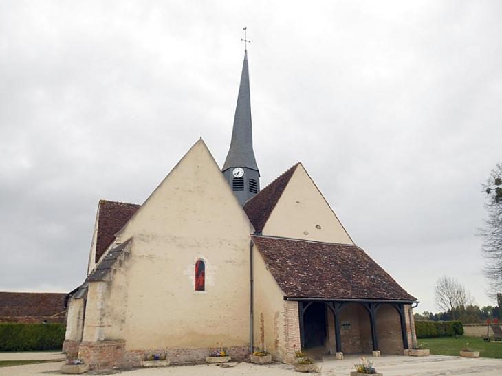 L'église - Villemoyenne