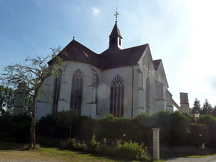 L'église - Villeret