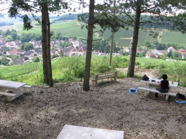 Point de Vue - Viviers-sur-Artaut