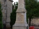 Photo suivante de Praslay Monument aux morts (2)