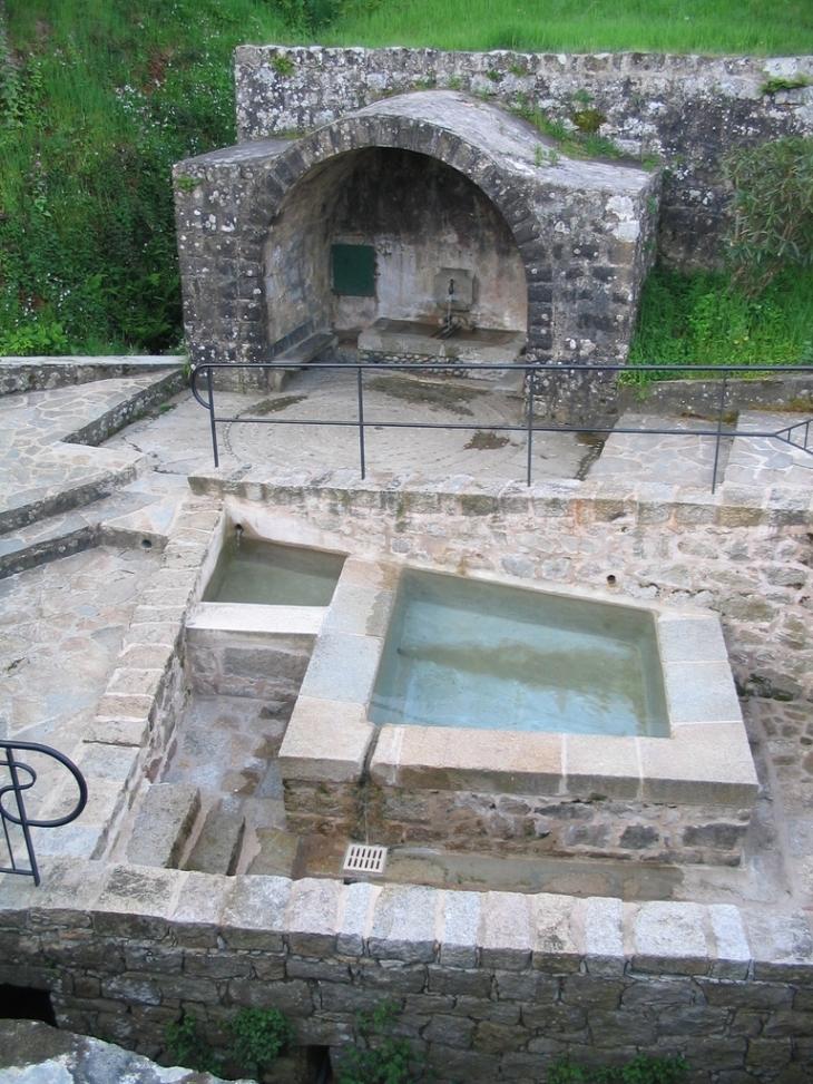 La fontaine - Carbuccia