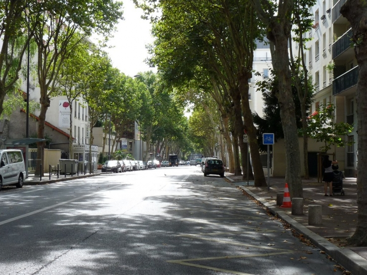 Rue Aristide Briand - Issy-les-Moulineaux