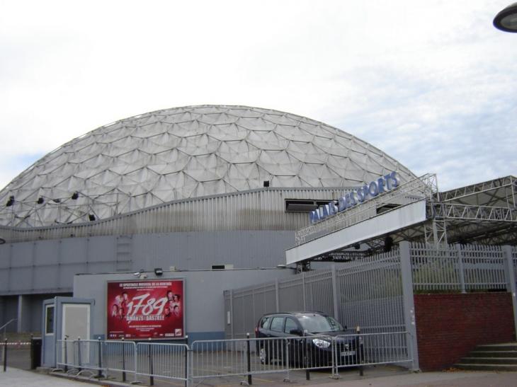 Photo paris 15e arrondissement 75015 le palais des sports porte de versailles paris - Palais des sports porte de versailles ...