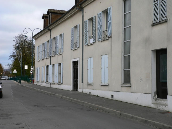 Photo garges l s gonesse 95140 demeure bourgeoise ancienne rue duvivier garges l s - Meteo garges les gonesse ...