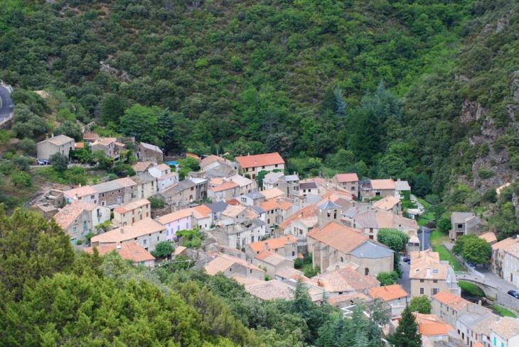 Cabrespine village