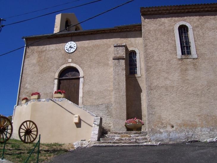 L'église - Le Clat