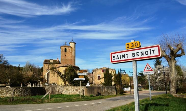 Saint-Benoit - Saint-Benoît
