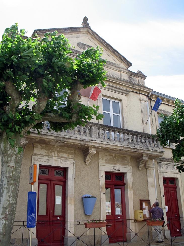 Mairie - Saint-Couat-d'Aude
