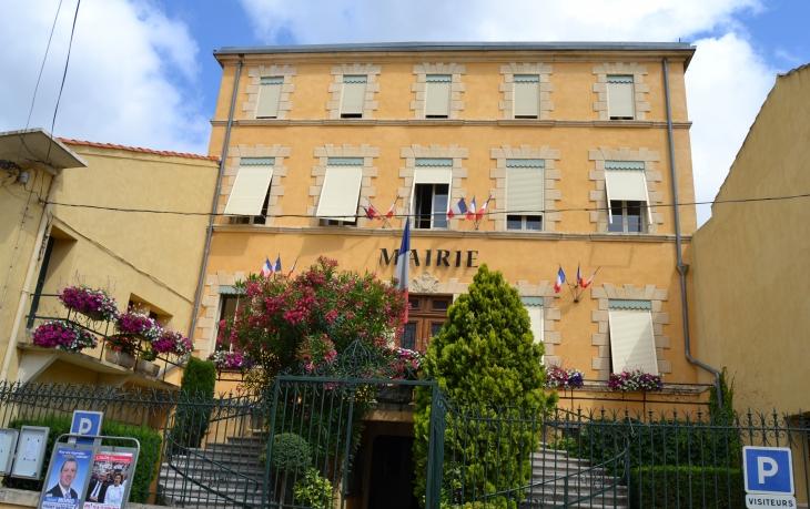 Mairie - Saint-Marcel-sur-Aude