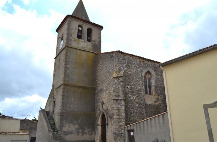 &Eglise Saint-Nazaire - Saint-Nazaire-d'Aude