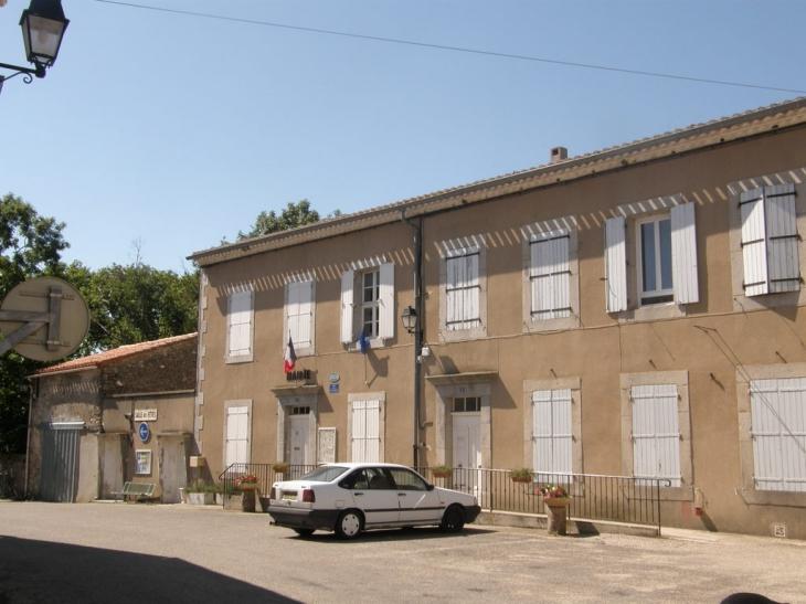 Mairie-Ecole-Foyer - Villemagne