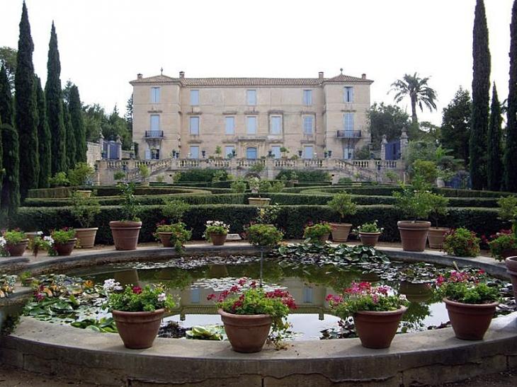 Photo montpellier 34000 le ch teau de flaugergues for Montpellier 34000