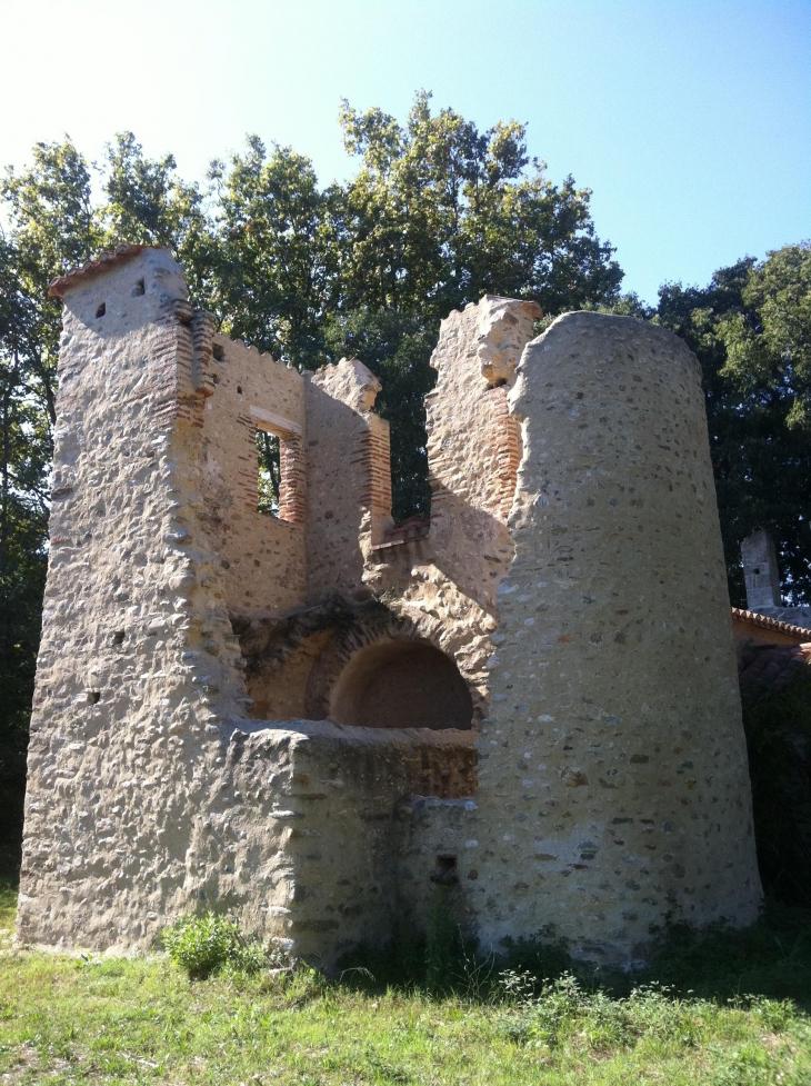 Ancienne chapelle près du Mas Cabane - Saint-Génis-des-Fontaines