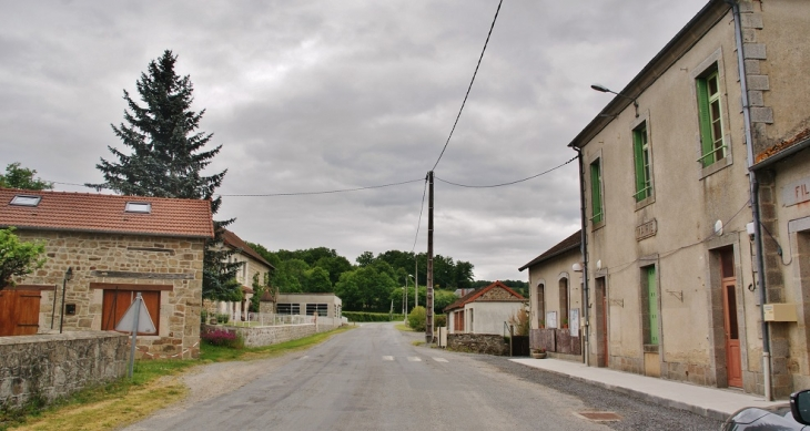 Le Village - Pontcharraud