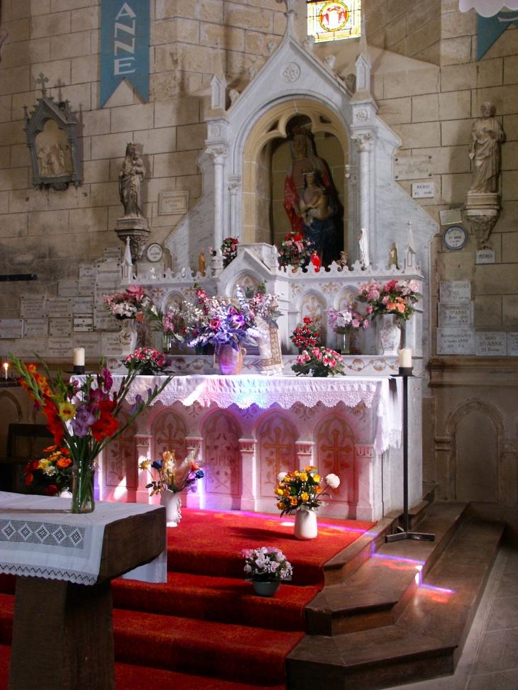 photo sainte anne saint priest 87120 autel de l 39 glise sainte anne sainte anne saint. Black Bedroom Furniture Sets. Home Design Ideas