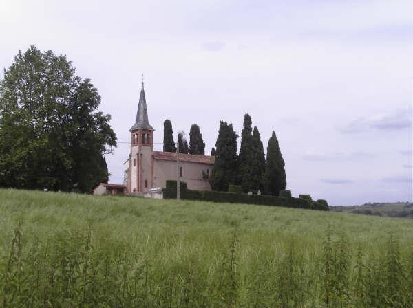 Eglise - Fornex